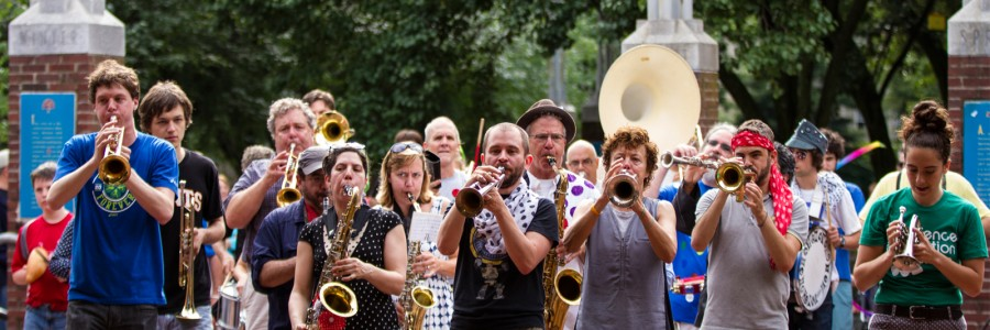 School of HONK Opens This Year's ArtBeat Festival